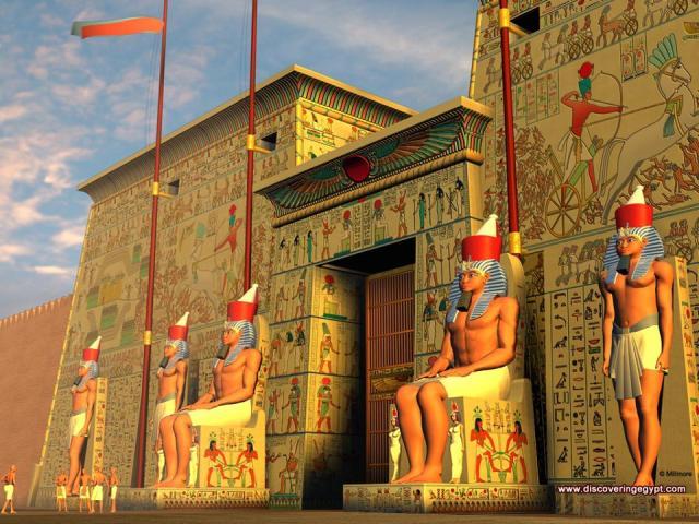 Egyptische oudheid …